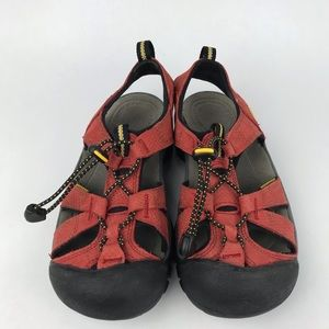 Keen women's All Terrain Water Sandal. Sz 6
